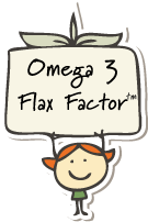 ProBiotein has omega 3 from flax.